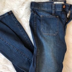 Madewell Highrise Jeans